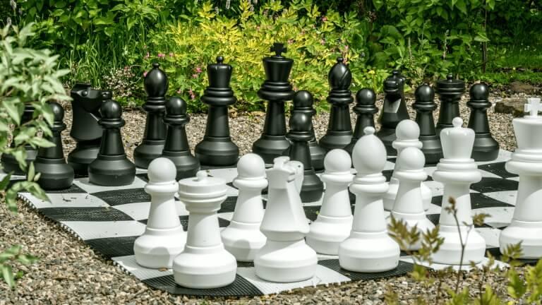 Garden Chesss